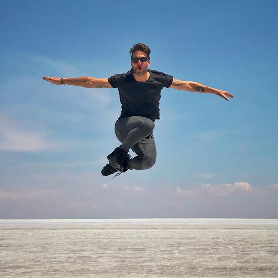 Michael Di Marino photo saut