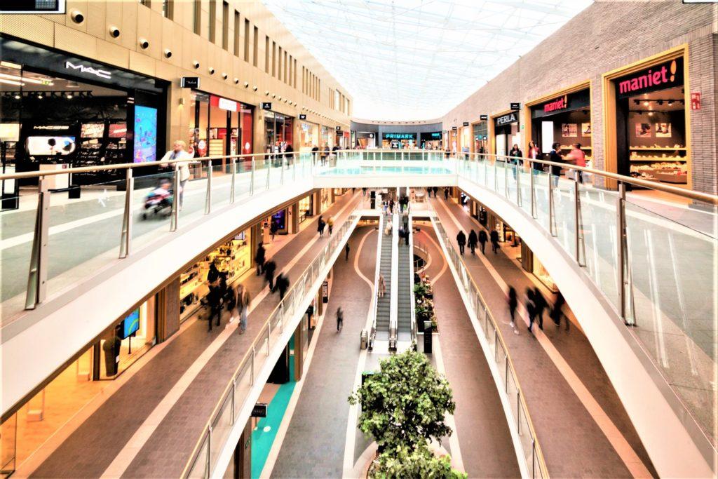 Vue intérieur Rive Gauche 2ème étage galerie