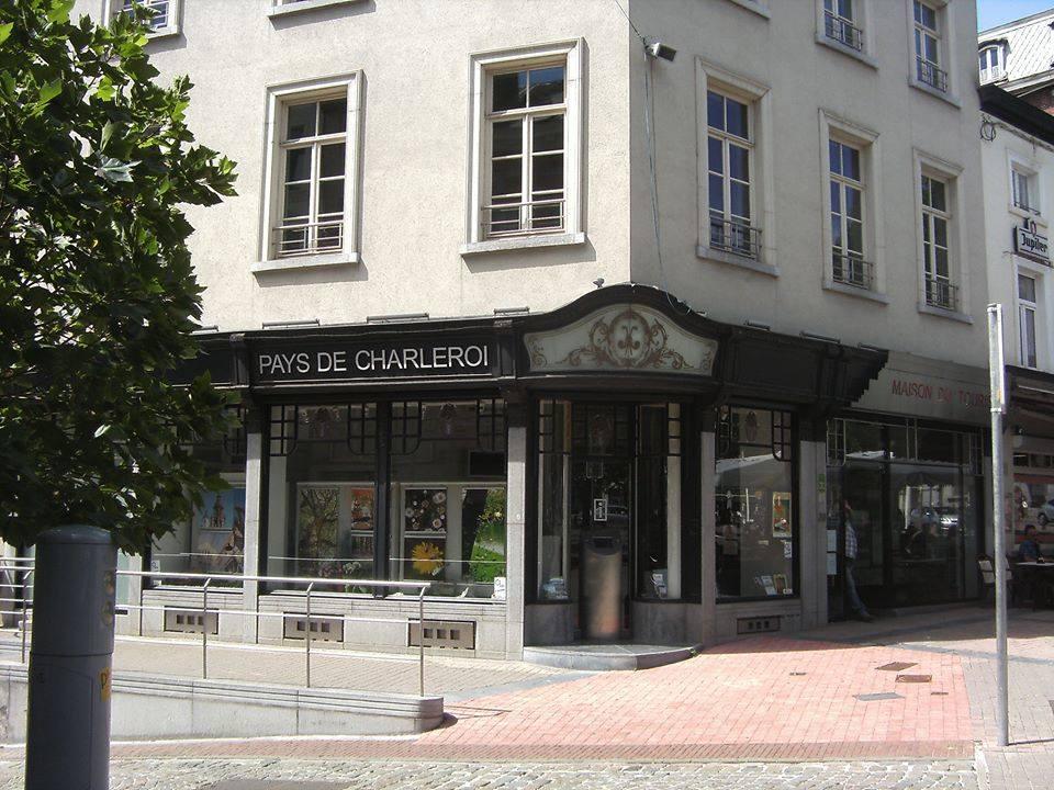 Maison du tourisme à Charleroi
